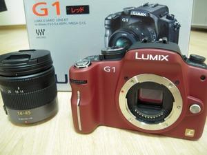 LUMIX DMC-G1K カメラの安いオークション