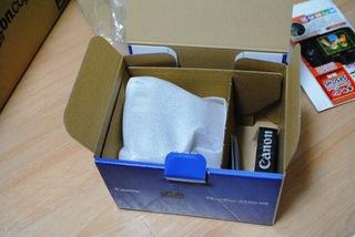 CANON PowerShot SX50 HS箱